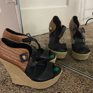 JustFab Shoes - Just fab 5.5