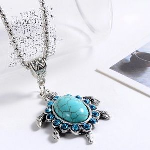 Jewelry - 🆕Bohemian Turtle 🐢 Necklace