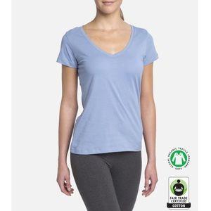 Tops - NWT Organic Cotton V Neck Tee
