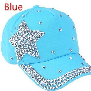 Other - Girls rhinestone baseball hat.