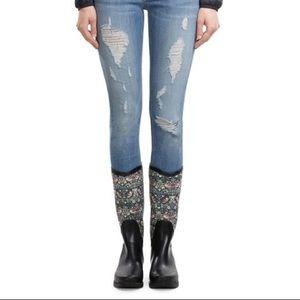 04f71fad732 Ugg x Liberty of London Reignfall Rain Boots Size9 NWT