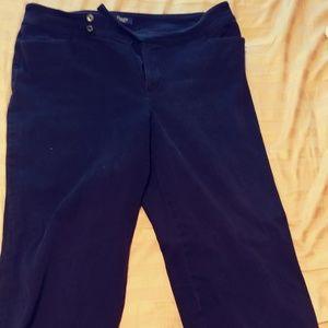 Woman's Chaps 16w Dress pants