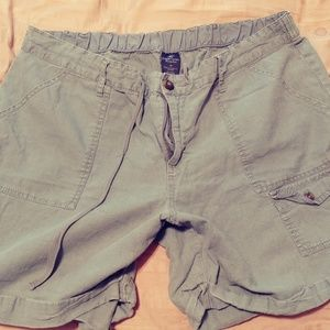 Woman's Faded Glory 18w Shorts