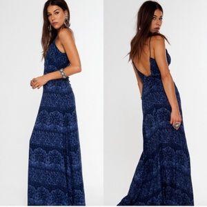 Novella Royale Dresses & Skirts - BNWT Novella Royale Summerland Indigo chantilly 💙