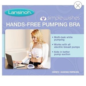 Other - Pumping bra!!