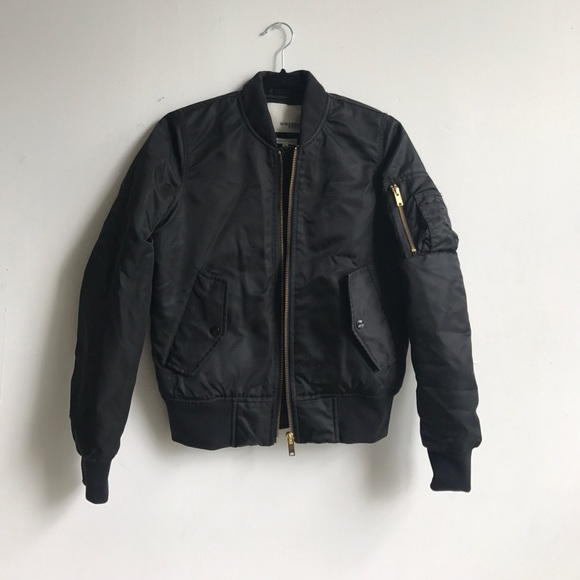 7d579d852 Wilfred free bomber jacket