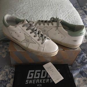 Golden Goose Shoes - NIB GG SuperStar Sneaker Net-A-Porter 39 $495
