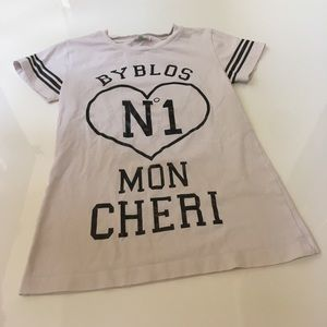 Byblos Other - Byblos T Shirt Size 8 Cute!!