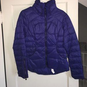 lululemon winter jacket !!