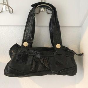 Gustto Handbags - Black Gustto handbag