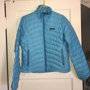 patagonia winter jacket!!