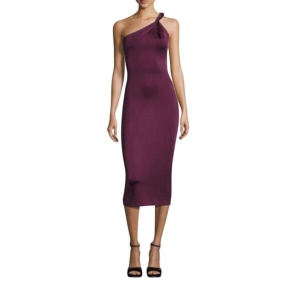 5581ed178052 Cushnie Et Ochs Dresses | Twiststrap Oneshoulder Dress | Poshmark