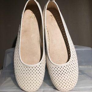 A2 By Aerosoles Shoes - A2 by aerosoles: Silas Dance in Bone
