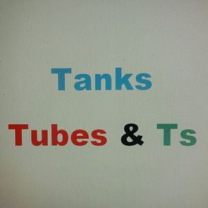 Tops - Tank tops, Tube tops and the shirts