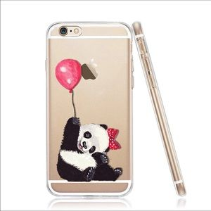 Accessories - 🔥NEW🔥 sweet baby panda iPhone case