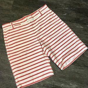 GAP Pants - {gap} Boyfriend Roll-Up Shorts
