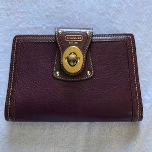 Coach Handbags - COACH planner holder.