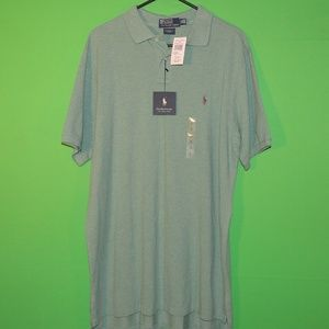 Polo by Ralph Lauren Shirts - NWT Polo Mens XL Custom Fit Long Shirt NEW