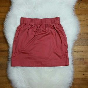 J.Crew Factory Dresses & Skirts - J. Crew Factory Poplin Sylvie Skirt