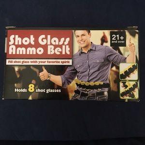 Accessories - Shot glass belt costume host server