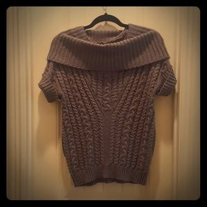 The Limited Grey Sparkly Sweater Super Soft
