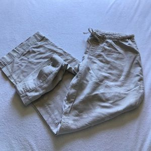 GAP Other - GAP Body roll up pajama pants.