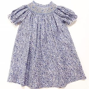 Edgehill Collection Other - NEW EDGEHILL SMOCK FLORAL DRESS 18 MONTHS