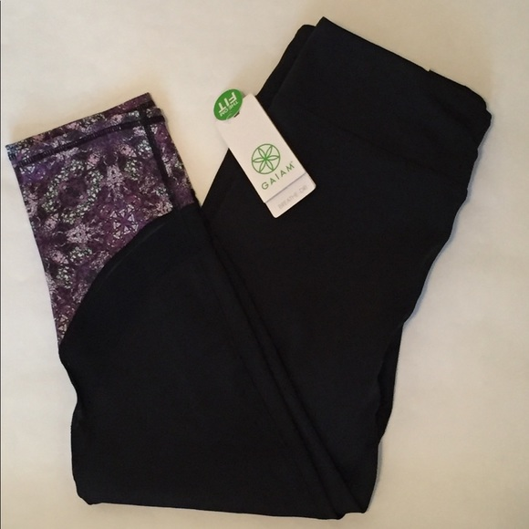 fe291eae969c6 Gaiam Pants | Yoga | Poshmark