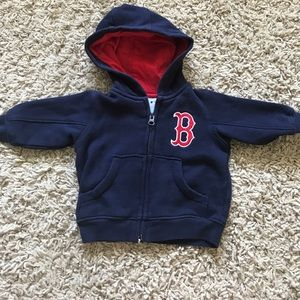 Other - 3-6 months Red Sox zip-up