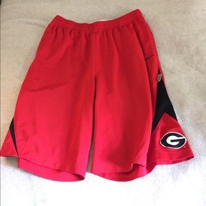 Nike Other - Nike Dri-fit UGA Shorts