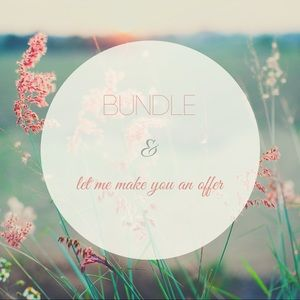 •Make a bundle and let me make you an offer•