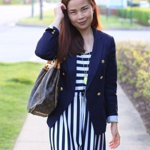 Banana Republic Nautical Blazer