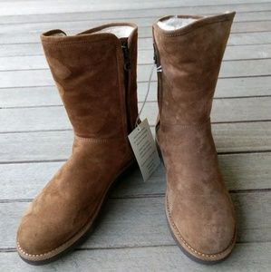 077825fb817 NWB UGG Abree Short Bruno Boots NWT
