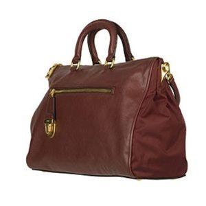 Prada Handbags - PRADA Saffiano Tesutto tote