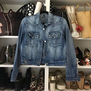 Jackets & Blazers - Cerruti Jeans Denim Jacket
