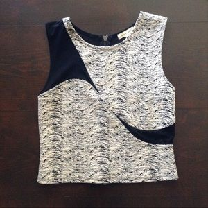 Urban Outfitters Tops - silence + noise Mesh Top