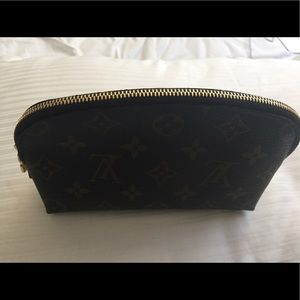 Authentic LV Cosmetic Pouch