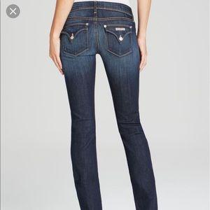 Hudson Jeans Denim - Hudson straight leg jeans