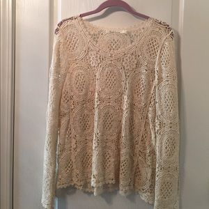 Solitaire Other - Solitaire crochet top