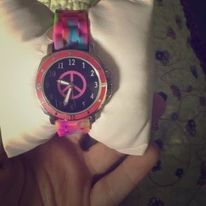 Accessories - A colorful watch