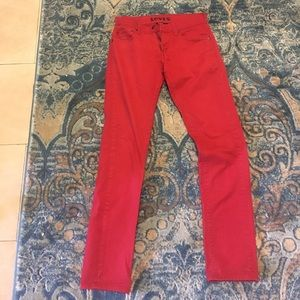 Levi's Other - Men's Levi's Jeans Red 👌🏽❤️