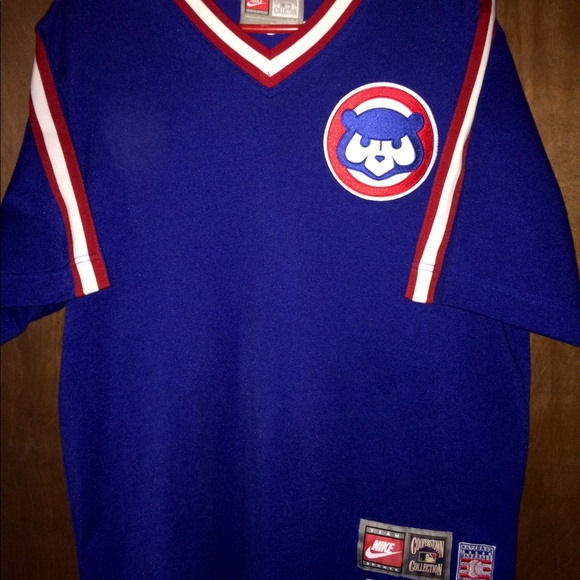 competitive price 6b2b4 08b46 ⚾️🔥 Retro Chicago Cubs Ryne Sandberg jersey
