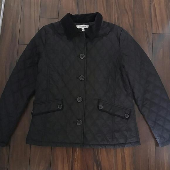 80% off croft & barrow Jackets & Blazers - Croft and Barrow ... : croft and barrow quilted jacket - Adamdwight.com