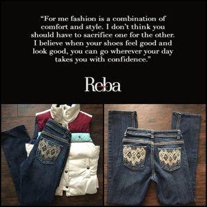 Reba Denim - ❤️Reba Jeans 👖 Gently Used