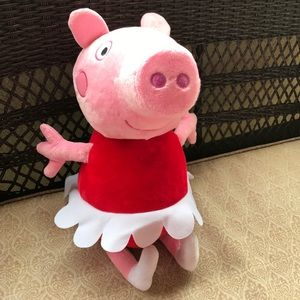 Peppa Pig Other - Jumbo Peppa Pig Plush