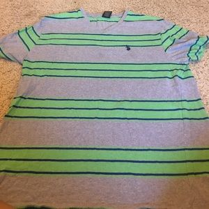 U.S. Polo Assn. Other - Like new polo shirt in green and grey