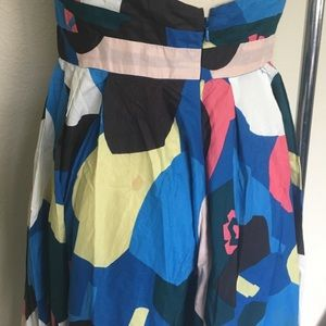 French Connection Dresses - Bright French connection summer dress