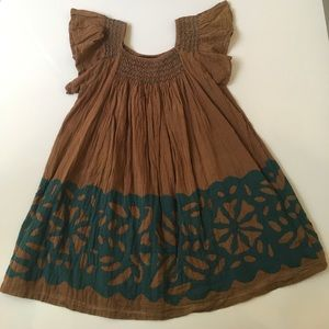 Antik Batik Other - Antik Batik Smocked Dress Size 6