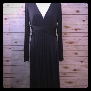 *SALE* Evening gown BCBG navy blue
