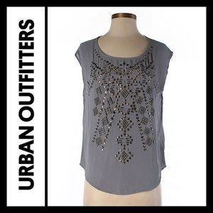 Urban Outfitters Tops - Urban Outfitters ecoté beaded top